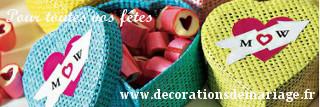 décoration de pacs