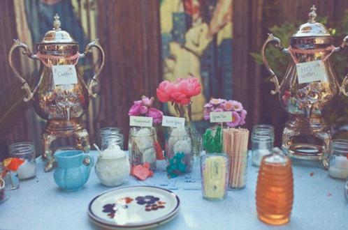 bar à thé