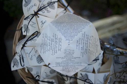 Cootie Catcher Wedding Invitation: Jolie Animation : Les Cocottes En Papier