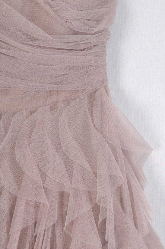 ab66a496c49 Jolie robe de Pacs   la robe Enchanteresse de Naf-Naf