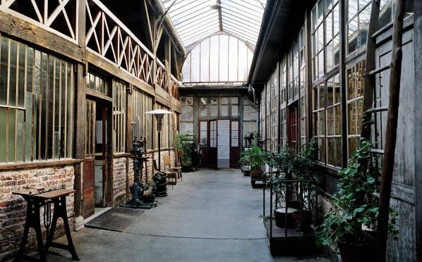 8 lieux originaux et atypiques pour une f te de pacs paris for Vente lieu atypique paris