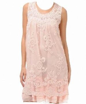robe de pacs les tendances 2014 en mati re de robes de c r monie robe dentelle rose poudre. Black Bedroom Furniture Sets. Home Design Ideas