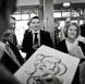 5 animations originales pour une super fête : magicien, caricaturiste, mime, jongleur...