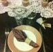 Une belle soirée sur le thème de la dentelle et des napperons