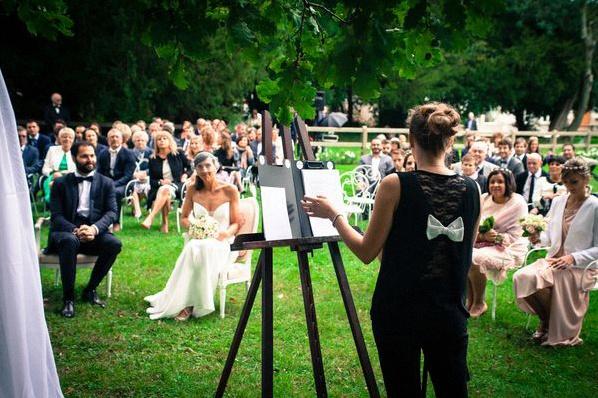 cérémonie d'engagement laique