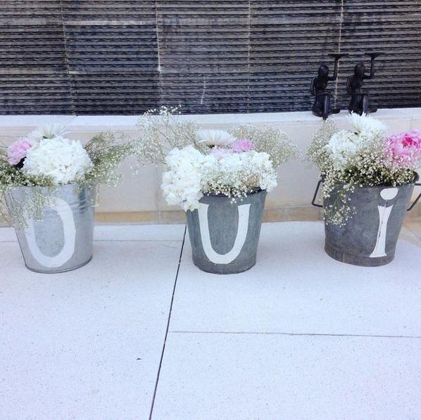 décoration mariage rétro vintage
