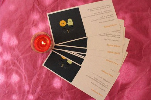 invitation pacs faire part pacs