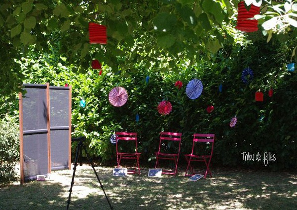 décoration champetre chic