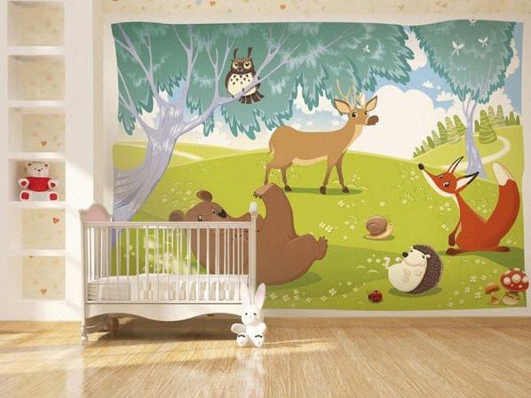 papier peint pour enfant