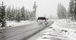 voiture pour l'hiver