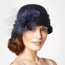 chapeau années 20