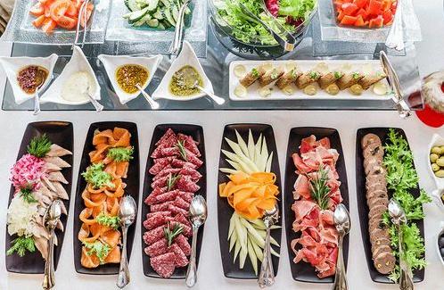 buffet campagnard buffet de pacs