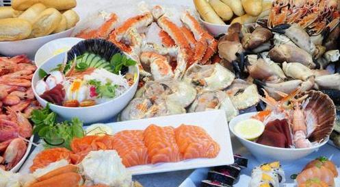 buffet de la mer buffet de pacs