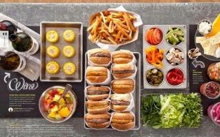 Top 5 des buffets à thème pour une fête de Pacs
