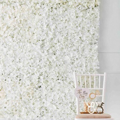décoration blanc et doré