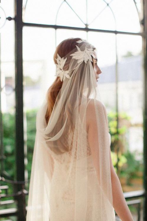 voile de mariée original