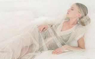 5 idées de voile de mariée original et tendance
